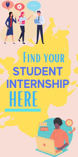 find your next student internship